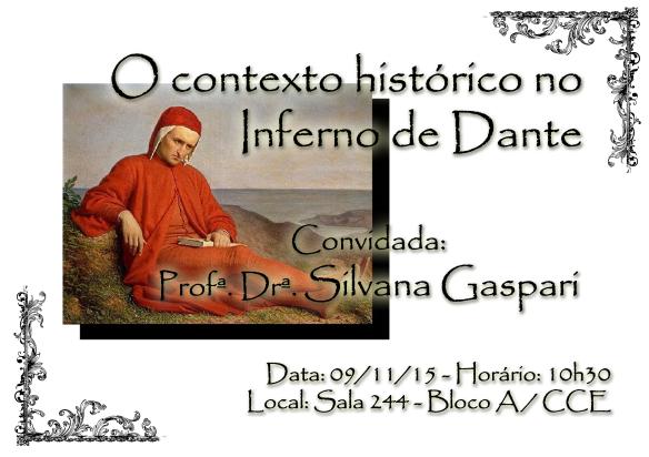 O contexto histórico no Inferno de Dante